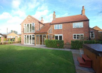 Thumbnail 4 bed detached house for sale in Quaker Lane, Farnsfield, Nottinghamshire