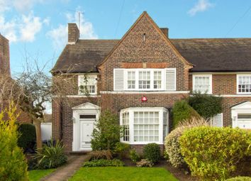 4 bed semi-detached house for sale in Gurney Drive, Hampstead Garden Suburb, London N2
