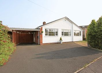 Thumbnail 3 bed detached bungalow for sale in Woodlands Close, Broseley Wood, Broseley