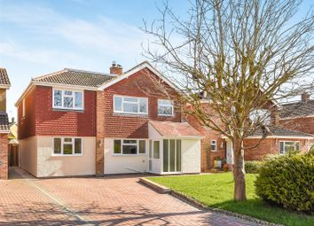 Thumbnail 4 bed detached house for sale in Mayfield Avenue, Grove, Wantage