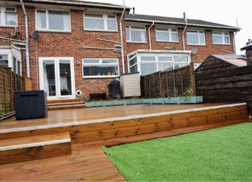 Thumbnail 3 bed terraced house for sale in Ash Close, Newport