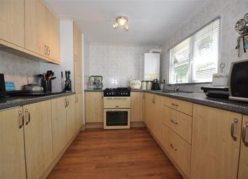 Thumbnail 2 bed mobile/park home for sale in Redehall Road, Smallfield, Surrey
