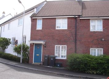 Thumbnail 3 bed terraced house to rent in Field Close, Sturminster Newton, Dorset