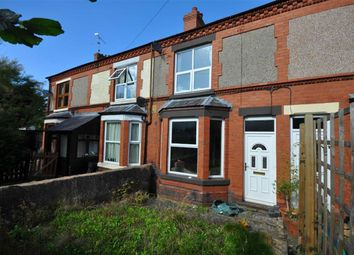 Thumbnail 3 bed terraced house for sale in Fagl Lane, Hope, Wrexham