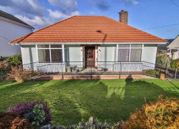 Thumbnail 3 bed detached bungalow for sale in Merthyr Road, Govilon, Abergavenny