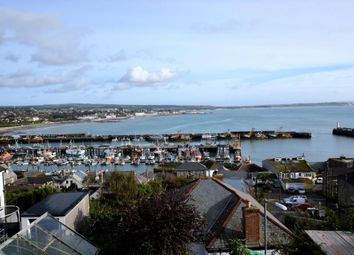 Thumbnail 3 bed semi-detached house for sale in St. Peters Hill, Newlyn, Penzance, Cornwall