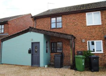 Thumbnail 2 bed end terrace house for sale in Wormegay, Kings Lynn