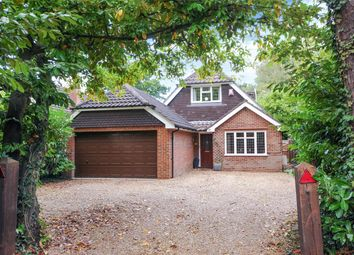 Thumbnail 4 bed property for sale in Finchampstead Road, Finchampstead, Berkshire