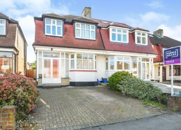 Thumbnail 3 bed semi-detached house for sale in Marlands Road, Ilford