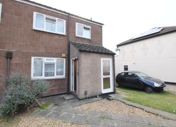 Thumbnail 1 bedroom maisonette for sale in Whalebone Lane South, Dagenham, Essex