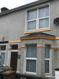 Thumbnail 2 bed terraced house to rent in Third Avenue, Plymouth
