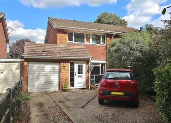 Thumbnail 3 bed semi-detached house for sale in Bisley, Woking, Surrey
