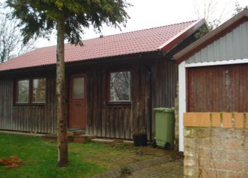 Thumbnail 2 bed detached bungalow to rent in Chesham Avenue, Bradwell Common, Milton Keynes