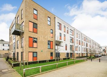 Thumbnail 3 bed flat for sale in Bournebrook Grove, Romford