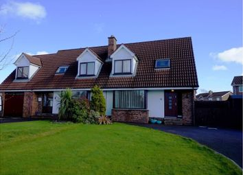 Thumbnail 3 bedroom semi-detached house for sale in Meadow Court, Ballygowan