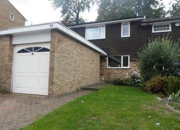 Thumbnail 3 bed property to rent in Beechwood Court, Dunstable