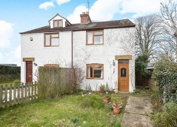 Thumbnail 2 bed semi-detached house for sale in Wharf Cottages, Southam Road, Banbury, Oxon