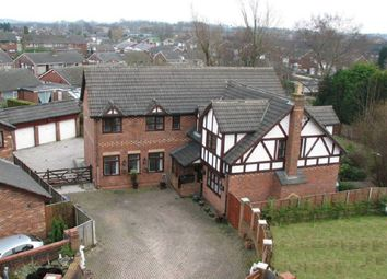Thumbnail 5 bed detached house for sale in Parr Fold, Bury