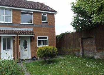 Thumbnail 2 bedroom end terrace house for sale in Llys Baldwin, Gowerton, Swansea