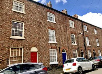 Thumbnail 3 bed terraced house for sale in St. Georges Street, Macclesfield
