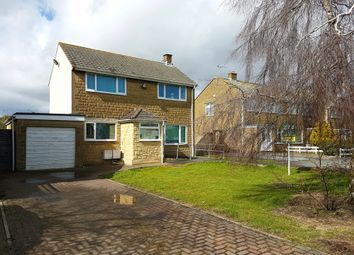 Thumbnail 3 bed detached house for sale in Keble Close, Nythe, Swindon