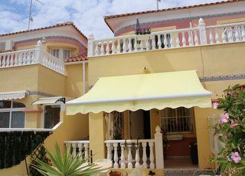 Thumbnail 2 bed semi-detached house for sale in El Galan, Orihuela Costa, Alicante, Valencia, Spain