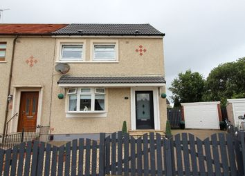 Thumbnail 3 bed end terrace house for sale in Keir Hardie Place, Bellshill, Glasgow