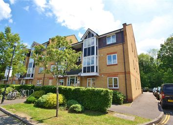 Thumbnail 2 bed flat for sale in Faraday Road, Guildford, Surrey