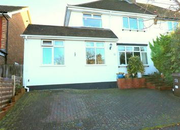 Thumbnail 3 bed semi-detached house for sale in Beaumont Road, Purley