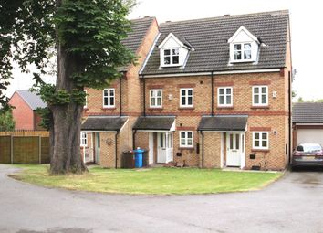 Thumbnail 3 bed end terrace house for sale in Western Gailes Way, Hull