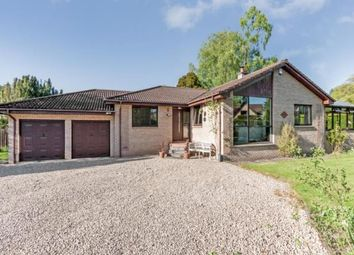 Thumbnail 4 bed bungalow for sale in Deanston Gardens, Doune, Stirlingshire