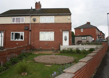 Thumbnail 3 bed semi-detached house to rent in Abbots Road, Lundwood, Barnsley, South Yorkshire, England