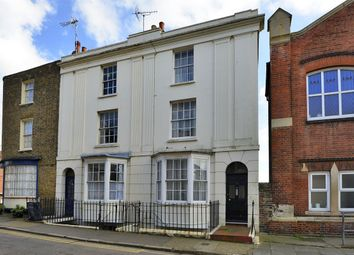 Thumbnail 3 bed terraced house for sale in Hardres Street, Ramsgate