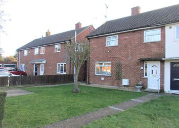 Thumbnail 3 bed semi-detached house for sale in Pebmarsh Close, Colchester