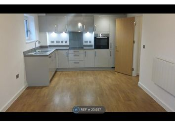 Thumbnail 1 bed flat to rent in Gambit Avenue, Milton Keynes