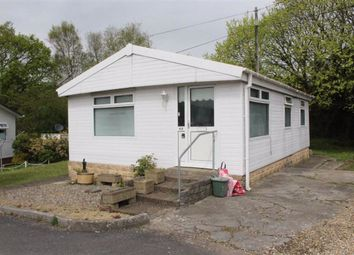 Thumbnail 2 bedroom mobile/park home for sale in Oak Drive, Woodland Park, Waunarlwydd