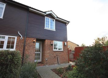 Thumbnail 2 bed end terrace house to rent in Greenhill Gardens, Guildford