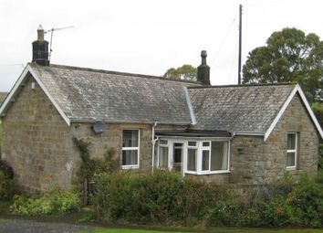 Thumbnail 1 bed cottage to rent in Tarset, Hexham