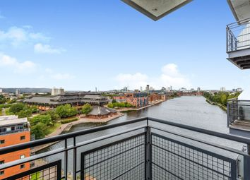 Thumbnail 2 bed flat for sale in Galleon Way, Cardiff Bay, Cardiff