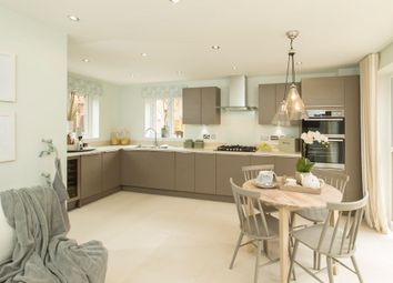 """Thumbnail 4 bed detached house for sale in """"Alnwick"""" at Huntingdon Road, Thrapston, Kettering"""