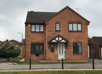 Thumbnail 4 bed detached house for sale in 7 Monarch Drive, Oakwood