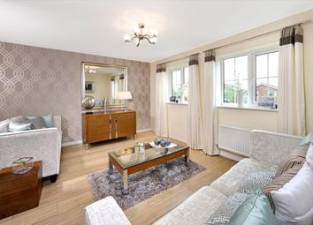 "Thumbnail 4 bed terraced house for sale in ""Fawley"" at Queens Drive, Nantwich"