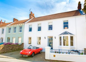 Thumbnail 5 bed semi-detached house for sale in Mount Row, St. Peter Port, Guernsey