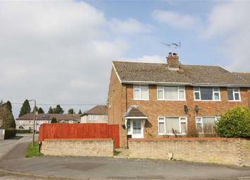 Thumbnail 3 bed semi-detached house for sale in Castleview Road, Chiseldon, Swindon