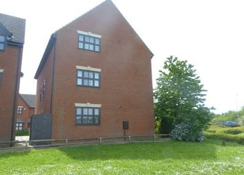 Thumbnail 2 bed flat to rent in Welbeck Close, Monkston, Milton Keynes