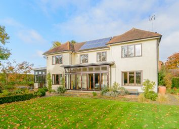 Thumbnail 4 bed detached house for sale in Queens Road, Hertford