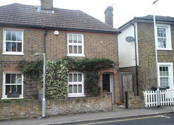 Thumbnail 2 bed cottage for sale in Hemnall Street, Epping