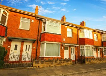 Thumbnail 3 bed flat for sale in Milton Terrace, North Shields
