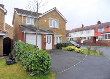 Thumbnail 3 bedroom detached house for sale in Parkside Gardens, Widdrington, Morpeth