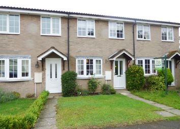 Thumbnail 2 bedroom terraced house for sale in Morden Road, Papworth Everard, Cambridge